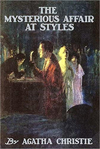 MYSTERIOUS AFFAIR AT STYLES (Limited edition)