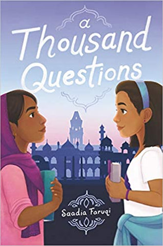 A Thousand Questions Hardcover