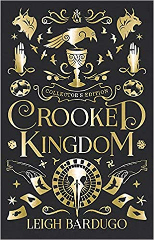 Crooked Kingdom Collector's Edition Hardcover