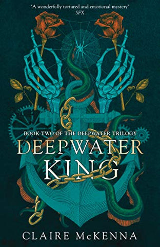 Deepwater King (The Deepwater Trilogy, Book 2) Hardcover (Pre-Order)