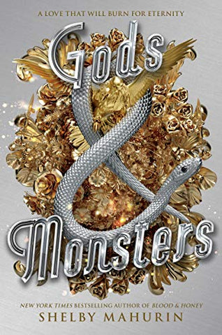Gods & Monsters (Serpent & Dove Book 3) Hardcover (Pre-Order)