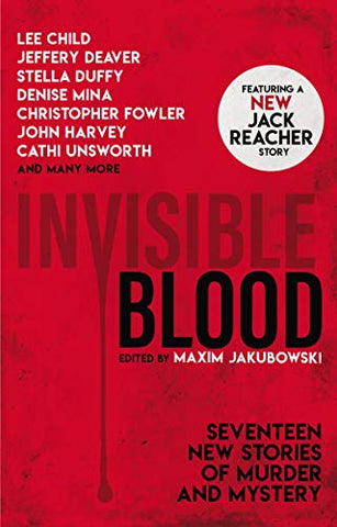 Invisible Blood- Paperback