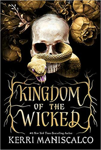 Kingdom of the Wicked Hardcover