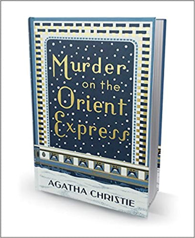 Murder on the Orient Express by Agatha Christie Special Edition Hardcover