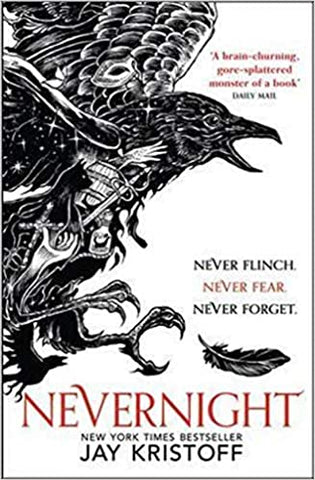 Nevernight Paperback