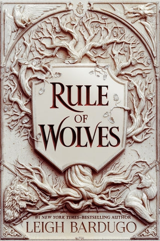 King of Scars #2: Rule of Wolves Hardcover