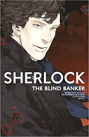 Sherlock: The Blind Banker Paperback