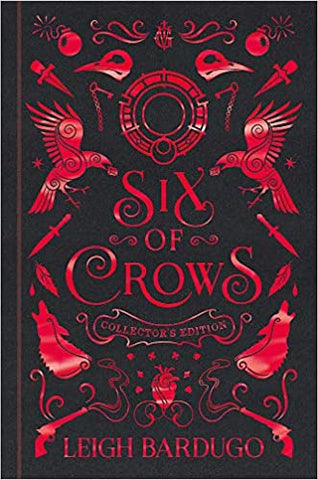 Six of Crows Collector's Edition - Hardcover (Pre-Order)