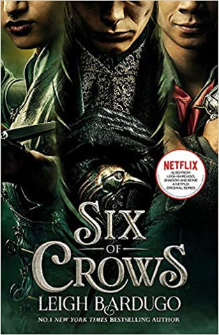 Six of Crows: Netflix tie-in edition - Paperback (Pre-Order)