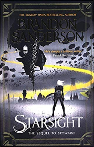 Starsight by Brandon Sanderson Paperback