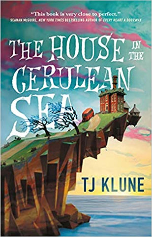 The House in the Cerulean Sea Hardcover