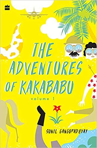 The Adventures of Kakababu Paperback
