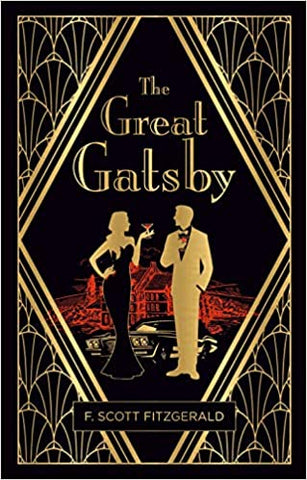 The Great Gatsby (DELUXE Hardcover Edition)