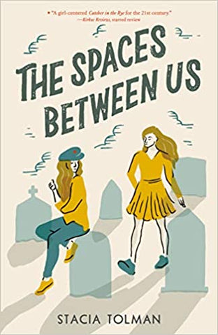 The Spaces Between Us Paperback