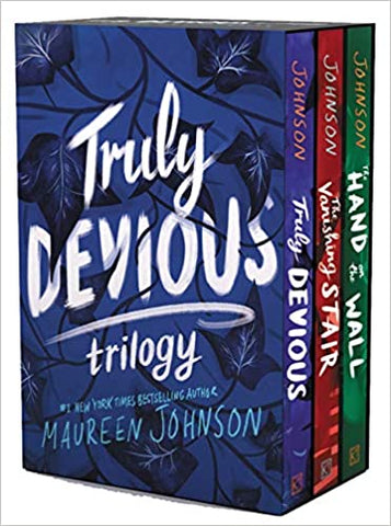 Truly Devious 3-Book Box Set - Paperback