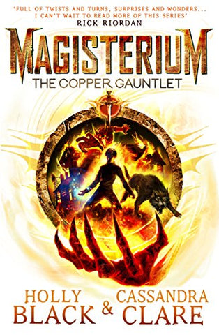 Magisterium: The Copper Gauntlet Paperback