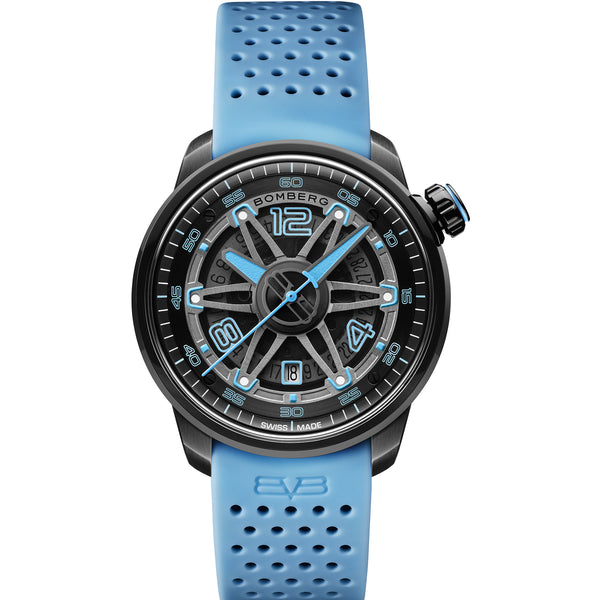 BB-01 AUTOMATIC LIGHT BLUE