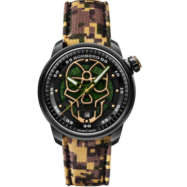 BB-01 AUTOMATIC MILITARY SKULL