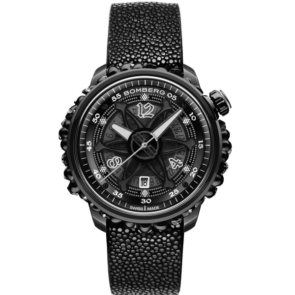 BB-01 AUTOMATIC CATACOMB BLACK