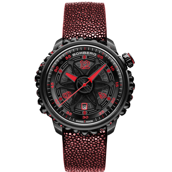 BB-01 AUTOMATIC CATACOMB RED