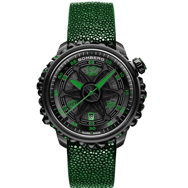 BB-01 AUTOMATIC CATACOMB GREEN