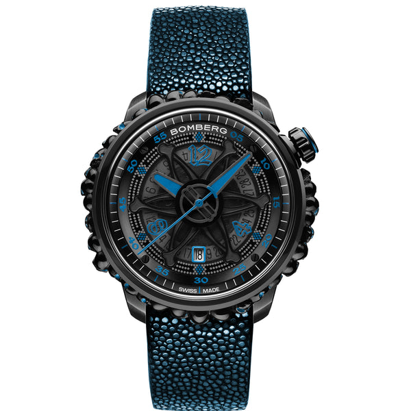 BB-01 AUTOMATIC CATACOMB BLUE