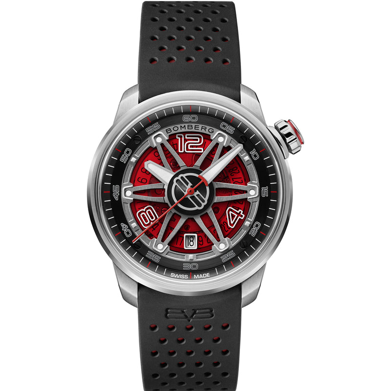 BB-01 AUTOMATIC RED