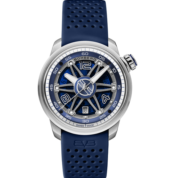 BB-01 AUTOMATIC DARK BLUE