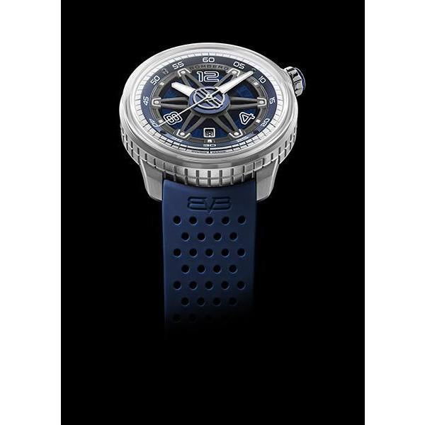 BB-01 AUTOMATIC DARK BLUE - B O M B E R G