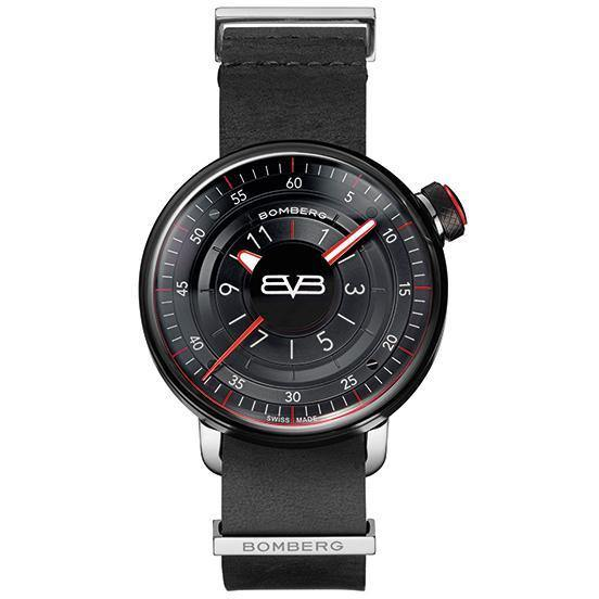 BB-01 43mm BLACK - B O M B E R G