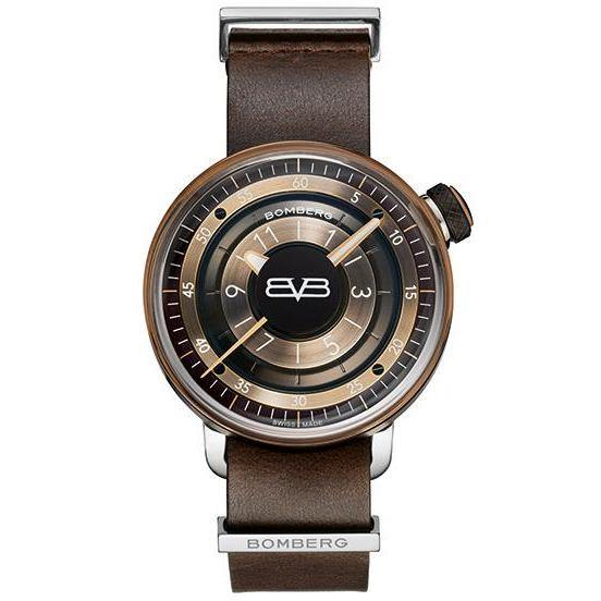 BB-01 43mm  BROWN - B O M B E R G