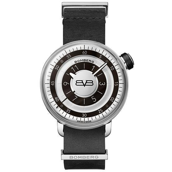 BB-01 43mm IVORY & BLACK - B O M B E R G