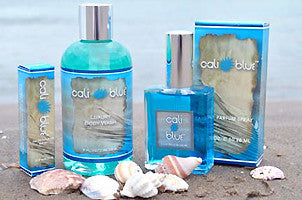Cali Blue Luxury Body Wash