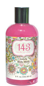 143 Luxury Body Wash