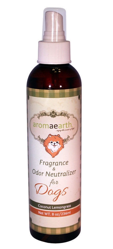 Pet Spray & Odor Neutralizer by Aromaearth