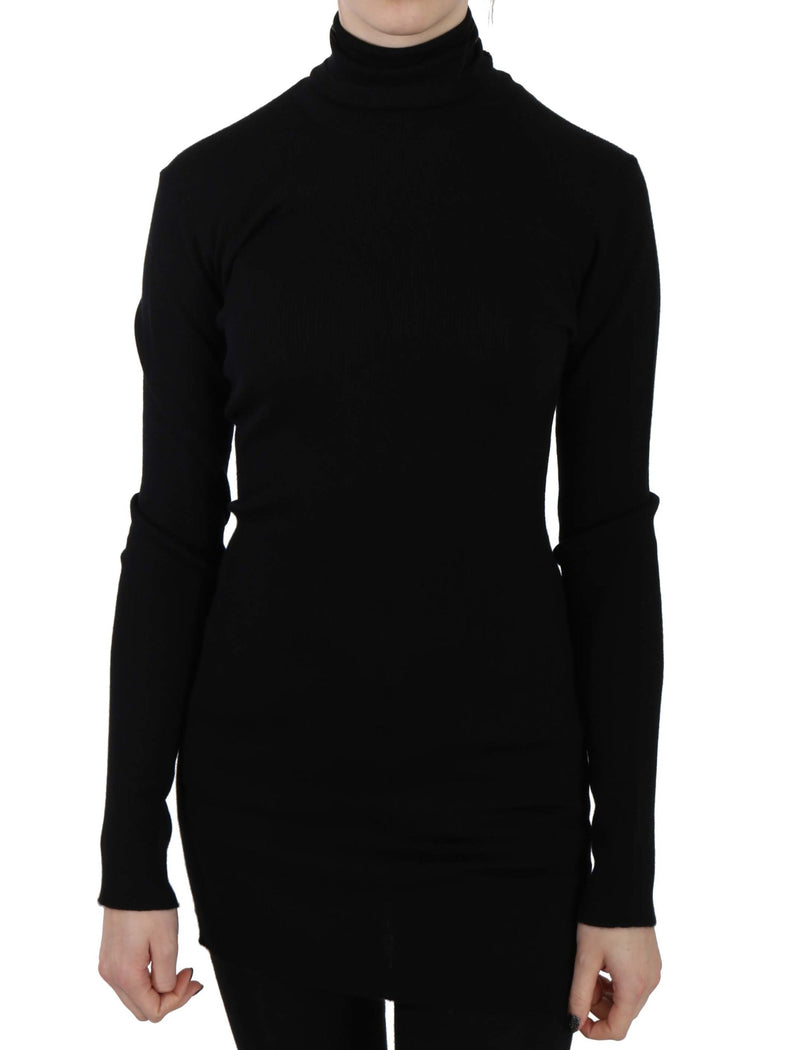 Cashmere Turtle Neck Pullover Top Sweater