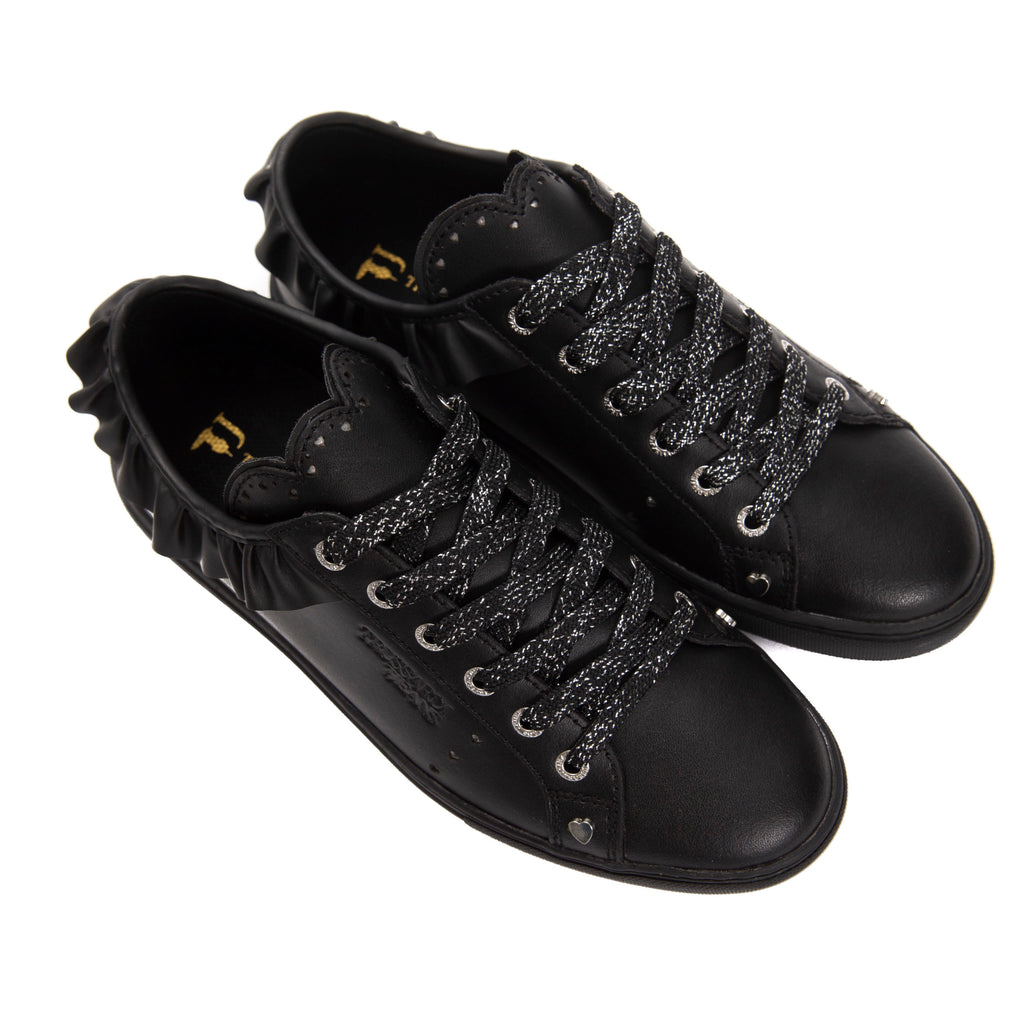 Nero Black Sneakers