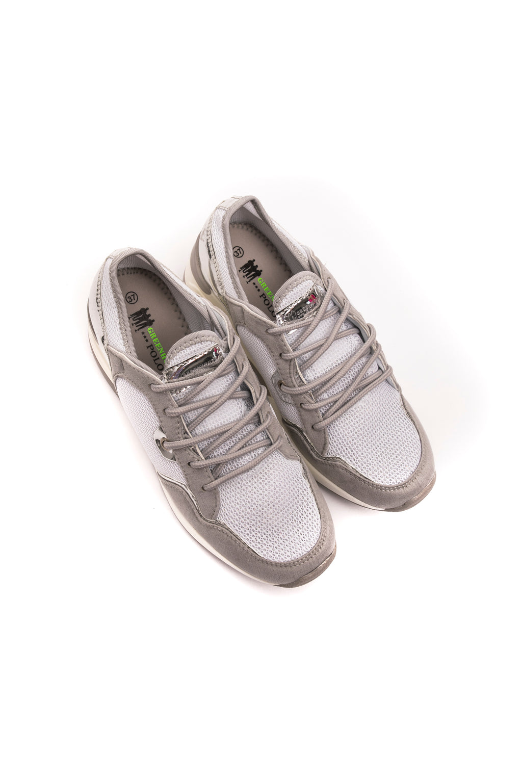 Grich Lt Grey Sneakers