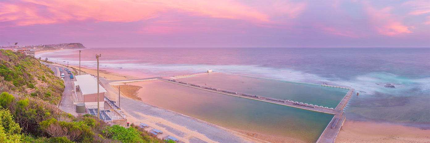 Days End at Merewether