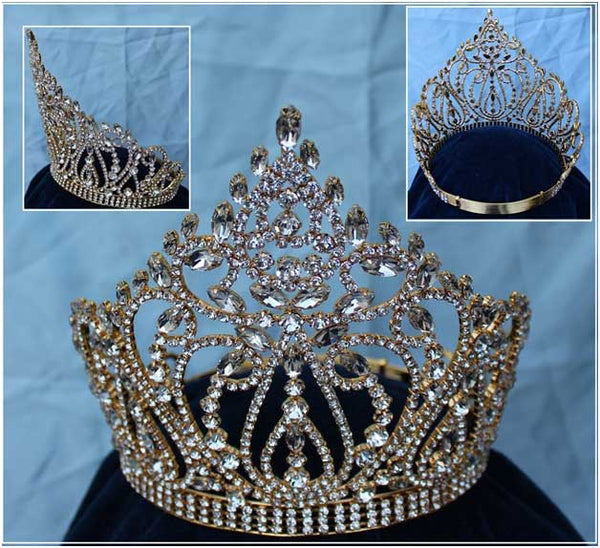 Inter Continental Beauty Pageant Crown Tiara