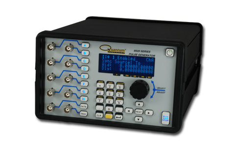 9520 Digital Delay Pulse Generator
