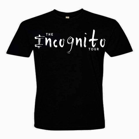 INCOGNITO TOUR T-SHIRT