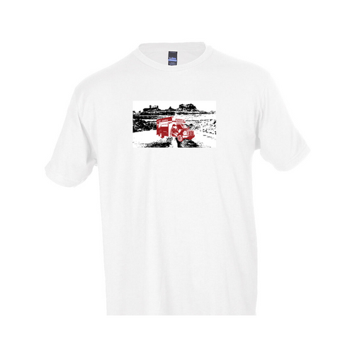 UHAUL T-SHIRT (WHITE)