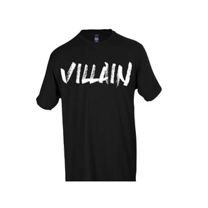 VILLAIN T-SHIRT (BLACK)