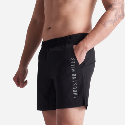Motiv PRO Workout Shorts - Black