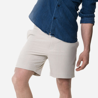 All Day Shorts (Omniflex™) - Smoke Gray