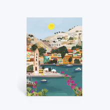 Load image into Gallery viewer, Mediterranean Summer notebook