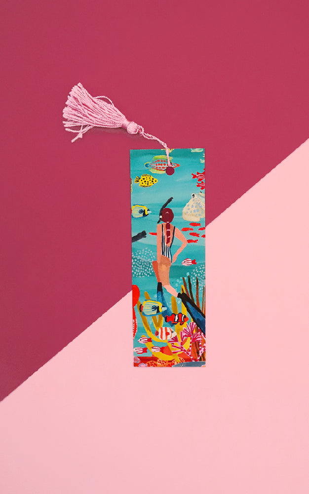 Under the Sea Bookmark