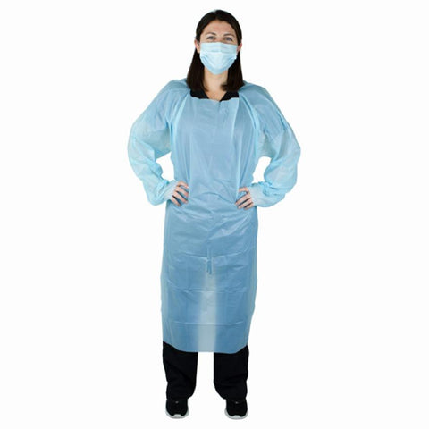 Level 1 Isolation Gown - Air Capital Distribution