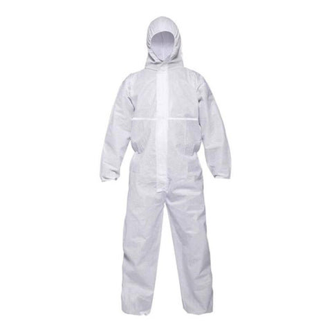 Protective Tyvek Coverall - Air Capital Distribution